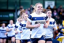 Sarah Bern of Bristol Bears Women - Mandatory by-line: Robbie Stephenson/JMP - 01/12/2019 - RUGBY - Sixways Stadium - Worcester, England - Worcester Warriors Women v Bristol Bears Women - Tyrrells Premier 15s