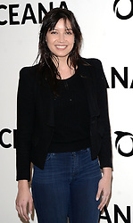 Daisy Lowe attends Oceana's Junior Ocean Council - Fashions For the Future at Phillips Auction House, Berkeley Square, London on Thursday 19 March 2015