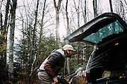 Fly fishing for musky in Northern Wisconsin. <br /> &copy; Adam Alexander Photography 2015<br /> www.AdamAlexanderPhoto.com