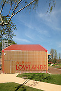 lowlands park middlsex harrow theatre outdoor