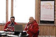 30e Festival en chanson de Petite Vallée. couverture photo pour Francophonie Express -  Théâtre de la Vieille Forge / Petite Vallée / Canada / 2012-06-29, Photo © Marc Gibert / adecom.ca