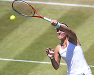 Angelique Kerber (GER)<br /> <br /> Tennis - Wimbledon 2015 - Grand Slam ITF / ATP / WTA -  AELTC - London -  - Great Britain  - 4 July 2015.