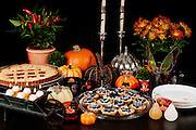 Flora's Table Halloween Party 2012