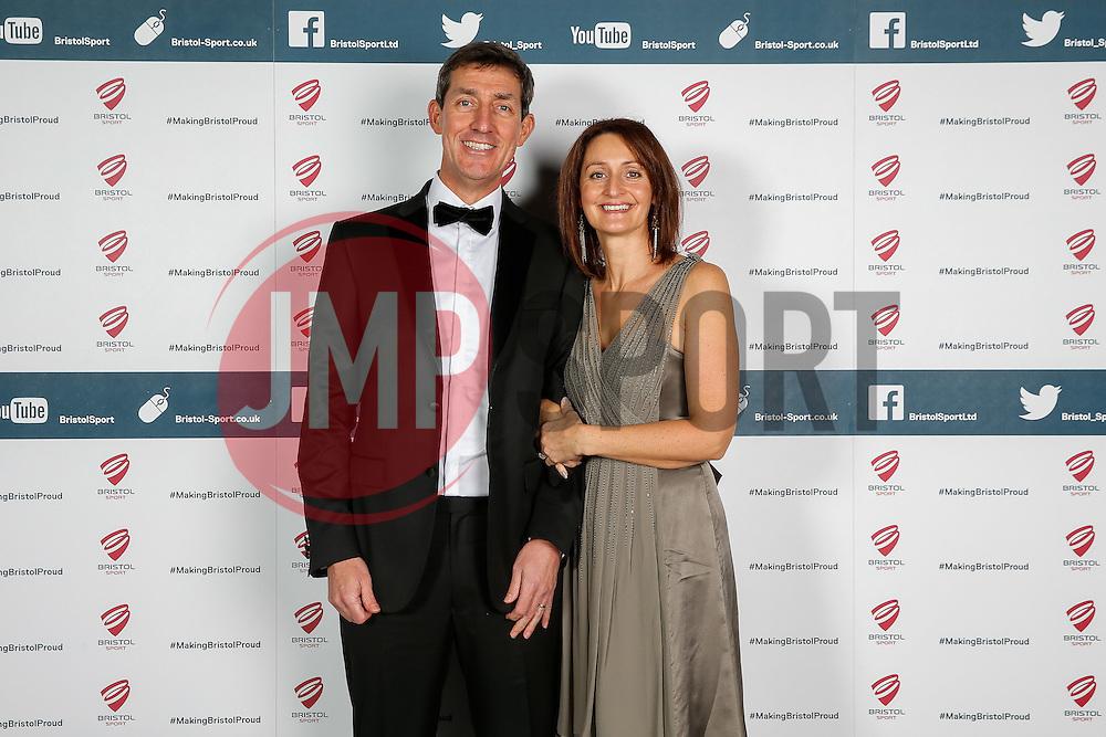 Bristol Sport's Annual Gala Dinner at Ashton Gate Stadium - Mandatory byline: Rogan Thomson/JMP - 08/12/2015 - SPORT - Ashton Gate Stadium - Bristol, England.