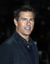 Tom Cruise  arriving at the Jack Reacher premiere in London, Monday, 10th December 2012.  Photo by: Stephen Lock / i-Images