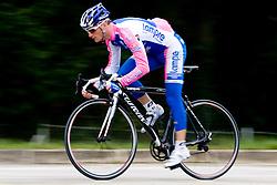 Slovenian rider Grega Bole of Lampre-NGC Team  at fotosession, on April 22, 2010, in Novo mesto, Slovenia.  (Photo by Vid Ponikvar / Sportida)