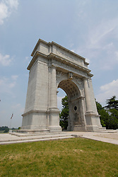 Valley Forge National Historical Park.  National Memorial Arch. .Philadelphia, Pennsylvania, PA USA.  Photo copyright Lee Foster, 510-549-2202, lee@fostertravel.com, www.fostertravel.com.  Photo 365-30373