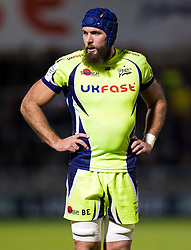 Bryn Evans of Sale Sharks - Mandatory by-line: Matt McNulty/JMP - 15/09/2017 - RUGBY - AJ Bell Stadium - Sale, England - Sale Sharks v London Irish - Aviva Premiership