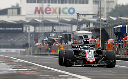 October 27, 2018 - Mexico-City, Mexico - Motorsports: FIA Formula One World Championship 2018, Grand Prix of Mexico, .#8 Romain Grosjean (FRA, Haas F1 Team) (Credit Image: © Hoch Zwei via ZUMA Wire)