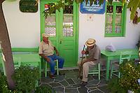Grece, Cyclades, ile de Sifnos, Artemonas // Greece, Cyclades islands, SIfnos, Artemonas