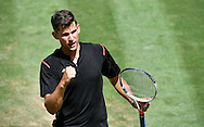 Dominic Thiem during the Mercedes Cup at Tennisclub Weissenhof, Stuttgart, Germany.<br /> Picture by EXPA Pictures/Focus Images Ltd 07814482222<br /> 10/06/2016<br /> *** UK &amp; IRELAND ONLY ***<br /> EXPA-EIB-160610-0147.jpg
