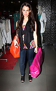 21.APRIL.2011. LONDON<br /> <br /> **EXCLUSIVE PICTURES** <br /> <br /> ACTRESS JESSICA LOWNDES SHOPPING IN OXFORD STREET IN ONE OF LONDON'S MOST HOTTEST DAYS. JESSICA BROUGHT CLOTHES FROM THE RIVER ISLAND SPRING SUMMER 2011 RANGE AND LEFT WITH BAG-FULLS IN HER HAND.<br /> <br /> BYLINE: EDBIMAGEARCHIVE.COM<br /> <br /> *THIS IMAGE IS STRICTLY FOR UK NEWSPAPERS AND MAGAZINES ONLY*<br /> *FOR WORLD WIDE SALES AND WEB USE PLEASE CONTACT EDBIMAGEARCHIVE - 0208 954 5968*