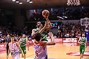 Scrubb Thomas<br /> Grissin Bon Reggio Emilia - Sidigas Scandone Avellino<br /> Legabasket Serie A 2017/18<br /> Reggio Emilia, 20/01/2018<br /> Foto A.Giberti / Ciamillo-Castoria