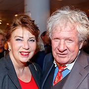 NLD/Capelle a/d IJssel/20180226 - Premiere In de Vlaamsche Pot, Willibrord Frequin en partner Gesina Lodewijkxs