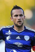 Mathieu Lafon - 21.08.2015 - Creteil / Metz - 4eme journee de Ligue 2<br /> Photo : Andre Ferreira / Icon Sport