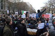 Protestkundgebung gegen russischen Militäreinsatz in Syrien in Berlin 7 Dec2016