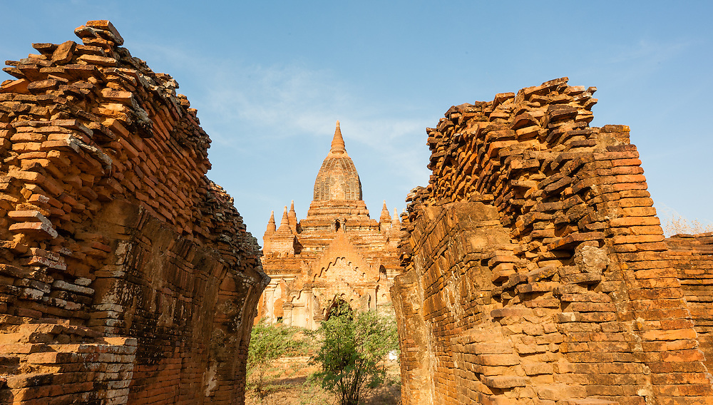 Bagan temple (Myanmar)