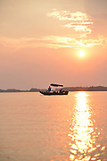 Lake Marion is the largest lake in South Carolina and a popular destination for fishing and recreation.