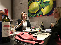 Dining at Plan B Restaurant in Castellon de la Plana in Spain featured great wine and delicious tapas.