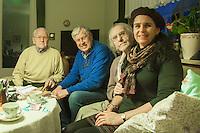 Heinz, Klaus, Ilse, Barbara
