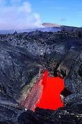 Skylight, HVNP, Kilauea Volcano, Island of Hawaii<br />