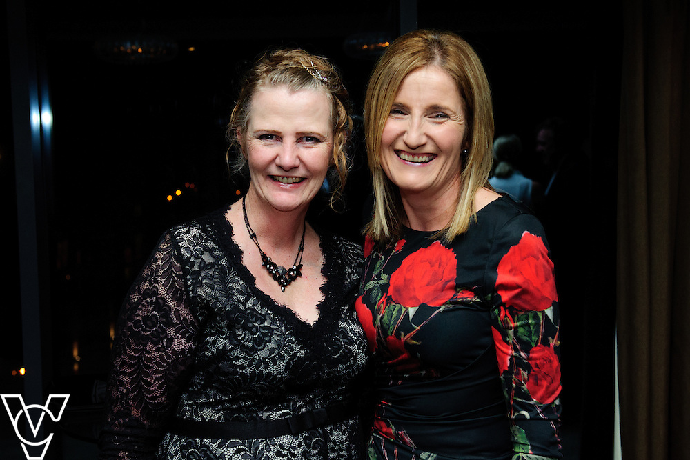 Lincoln Journal - Journal Society: <br /> <br /> Pictured is, from left, Marie Muir and Gillian Turnbull<br /> <br /> Journal Society pictures taken at the Cake Ball held at the DoubleTree by Hilton hotel in Lincoln.<br /> <br /> Date: January 8, 2015<br /> Picture: Chris Vaughan/Chris Vaughan Photography