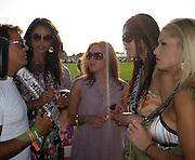Rocco Ancarola, Miss USA Rachael Smith with Miss Universe Riyo Mori, Miss USA Tara Conner.Mercedes-Benz Challenge Cup.Bridgehampton Polo.Bridgehampton Polo Club, Hayground Road, Water Mill, NY, USA.Saturday, August 18, 2007.Photo By Celebrityvibe.com.To license this image please call (212) 410. 5354; or.Email: celebrityvibe@gmail.com ;.