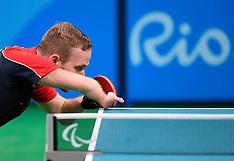 20160908 Paralympics Rio 2016 - Bordtennis
