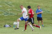 MCHS Varsity Boys Soccer vs Stonewall Jackson - Conference 35 Semi Final