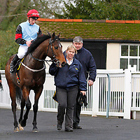 Taffe and Freddie Tylicki returning from winning the 12.30 race