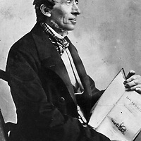 Hans Christian Andersen <br /> Picture by Unknown/Scanpix/Writer Pictures<br /> <br /> WORLD RIGHTS - DIRECT SALES ONLY - NO AGENCY