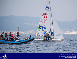 Ready Steady Tokyo Sailing 2019. Olympic Sailing Test Event ©JESUS RENEDO/SAILING ENERGY/WORLD SAILING<br /> 22 August, 2019.