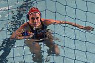 Giulia Gorlero during the training <br /> Trieste 14/01/2019 Centro Federale B. Bianchi <br /> Women's FINA Europa Cup 2019 water polo<br /> Italy ITA - Nederland NED <br /> Foto Andrea Staccioli/Deepbluemedia/Insidefoto