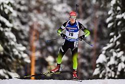 March 9, 2019 - –Stersund, Sweden - 190309 Miha Dovzan of Slovenia competes in the Men's 10 KM sprint during the IBU World Championships Biathlon on March 9, 2019 in Östersund..Photo: Petter Arvidson / BILDBYRÃ…N / kod PA / 92252 (Credit Image: © Petter Arvidson/Bildbyran via ZUMA Press)