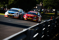 Tom Ingram and Jeff Smith | British Touring Car Championship Race 3 - Photo mandatory by-line: Rogan Thomson/JMP - 07966 386802 - 07/06/2015 - SPORT - MOTORSPORT - Little Budworth, England - Oulton Park Circuit.