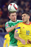 Romania Northern Ireland EURO qualifiers