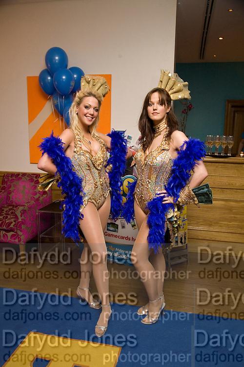 Bingo Lotto launch party. Soho Hotel Richmond Mews. London. 29 February 2008.  *** Local Caption *** -DO NOT ARCHIVE-© Copyright Photograph by Dafydd Jones. 248 Clapham Rd. London SW9 0PZ. Tel 0207 820 0771. www.dafjones.com.