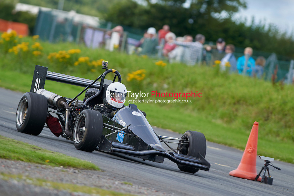 #91 Eve Whitehead RBS8 (Class 5A - Racing Cars up to 1100cc)  during The Autumn Sprint at Aintree Motor Racing Circuit at Aintree Circuit, Liverpool, Merseyside, United Kingdom. September 05 2015. World Copyright Taylor/PSP. Copy of publication required for printed pictures.  Every used picture is fee-liable. http://archive.petertaylor-photographic.co.uk