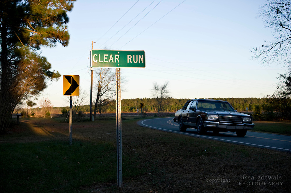 Clear Run, NC.
