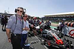 July 8, 2018 - Silverstone, Great Britain - Motorsports: FIA Formula One World Championship 2018, Grand Prix of Great Britain, ..Guenther Steiner (Haas F1 Team) (Credit Image: © Hoch Zwei via ZUMA Wire)