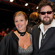 NLD/Utrecht/20120926- Nederlands Filmfestival 2012, NFF, Els van der Vorst en Martijn Koolhoven