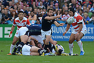 RWC - Scotland v Japan - Pool B - 23/09/2015