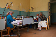 Public ward in the maternity unit of Antsirabe Hospital. Antsirabe Clinic Project sponsored by the Swedish Postal Code lottery. Madagascar. September 2015.<br /> (Operation Smile Photographer &ndash; Zute Lightfoot)