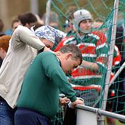 Jeugd Rugby Toernooi Hilversum, scheidsrechter geblesseerd