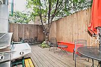 Patio Garden at 325 West 43rd Street