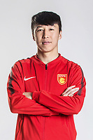 **EXCLUSIVE**Portrait of Chinese soccer player Ren Hang of Hebei China Fortune F.C. for the 2018 Chinese Football Association Super League, in Marbella, Spain, 26 January 2018.