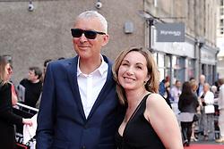 Edinburgh International Film Festival 2019<br /> <br /> Mrs Lowry (UK Premiere, closing night gala)<br /> <br /> Pictured: Martyn Hesford and Catrin Meredydd<br /> <br /> Aimee Todd | Edinburgh Elite media