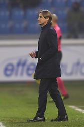 """Foto LaPresse/Filippo Rubin<br /> 26/12/2018 Ferrara (Italia)<br /> Sport Calcio<br /> Spal - Udinese - Campionato di calcio Serie A 2018/2019 - Stadio """"Paolo Mazza""""<br /> Nella foto: DAVIDE NICOLA (ALLENATORE UDINESE)<br /> <br /> Photo LaPresse/Filippo Rubin<br /> December 26, 2018 Ferrara (Italy)<br /> Sport Soccer<br /> Spal vs Udinese - Italian Football Championship League A 2018/2019 - """"Paolo Mazza"""" Stadium <br /> In the pic: DAVIDE NICOLA (UDINESE'S TRAINER)"""