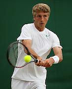 30/06/2011 - Wimbledon (Day 10) - Liam Broady vs. Robin Kern - Liam Broady - Photo: Simon Stacpoole / Offside.