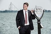 Portrait of Eric Wobser for Inside Business in Sandusky on June 17, 2014.
